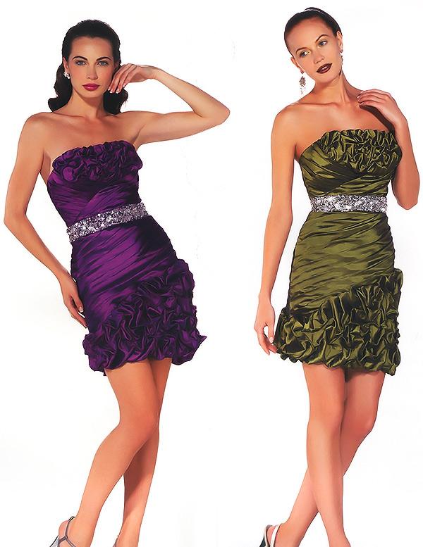 Vestido de Cerimónia - AD4259