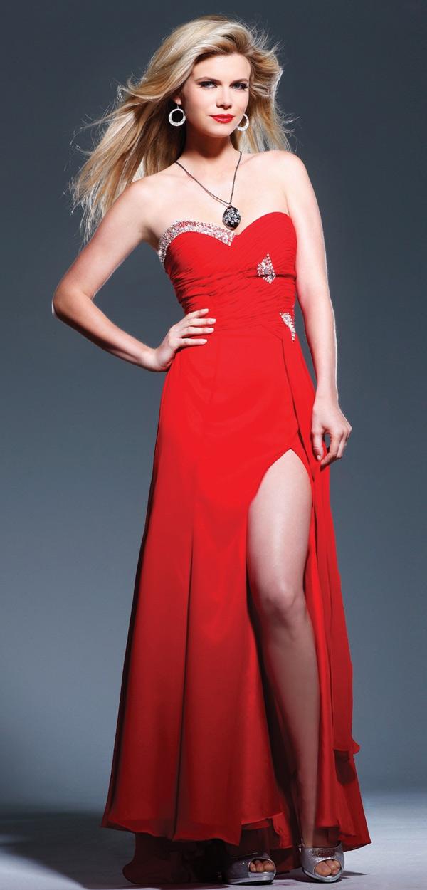 Vestido de Cerimónia - AD4889