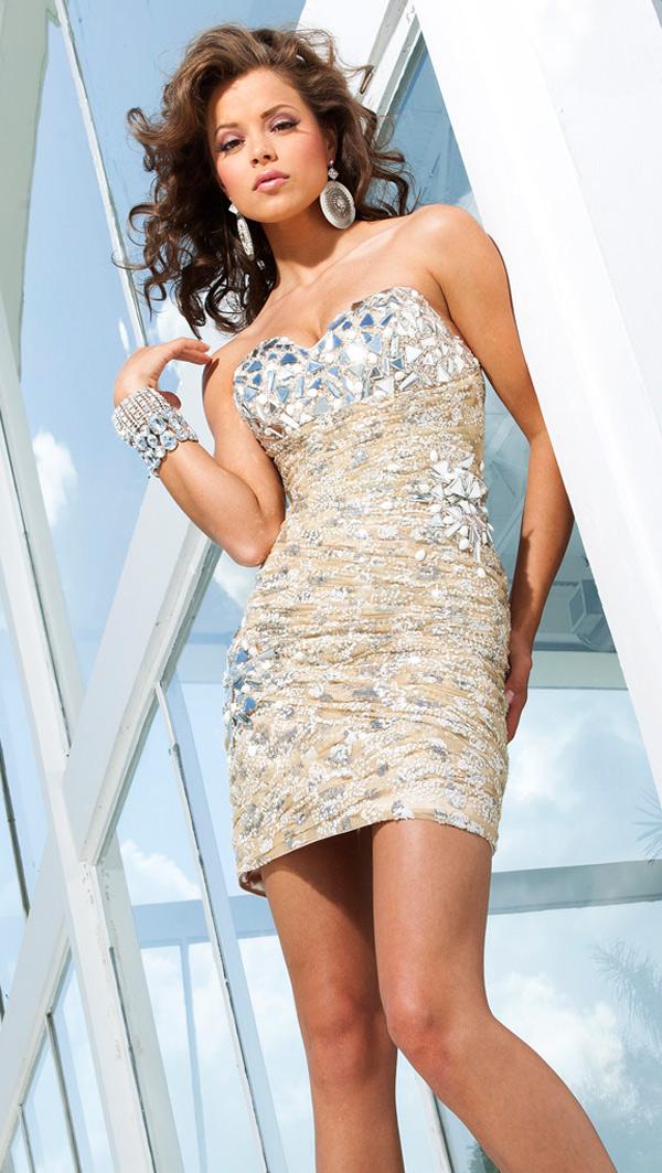 Vestido de Cerimónia - AD4892