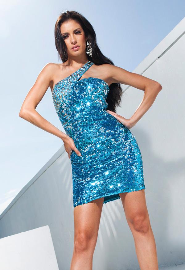 Vestido de Cerimónia - AD4893