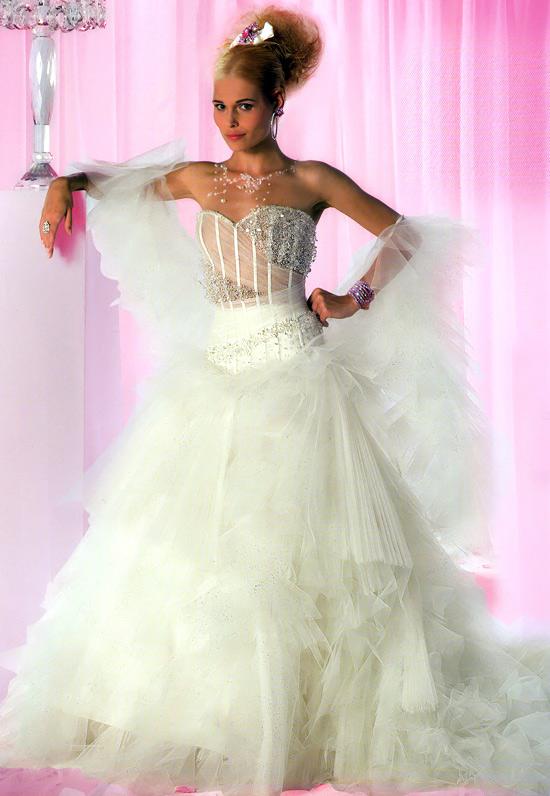 Vestido de Noiva - N4917