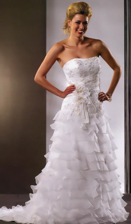 Vestido de Noiva - N4918